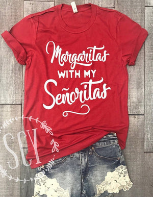 Copy of Margaritas With My Señoritas - women's boutique clothing Strong Confident You