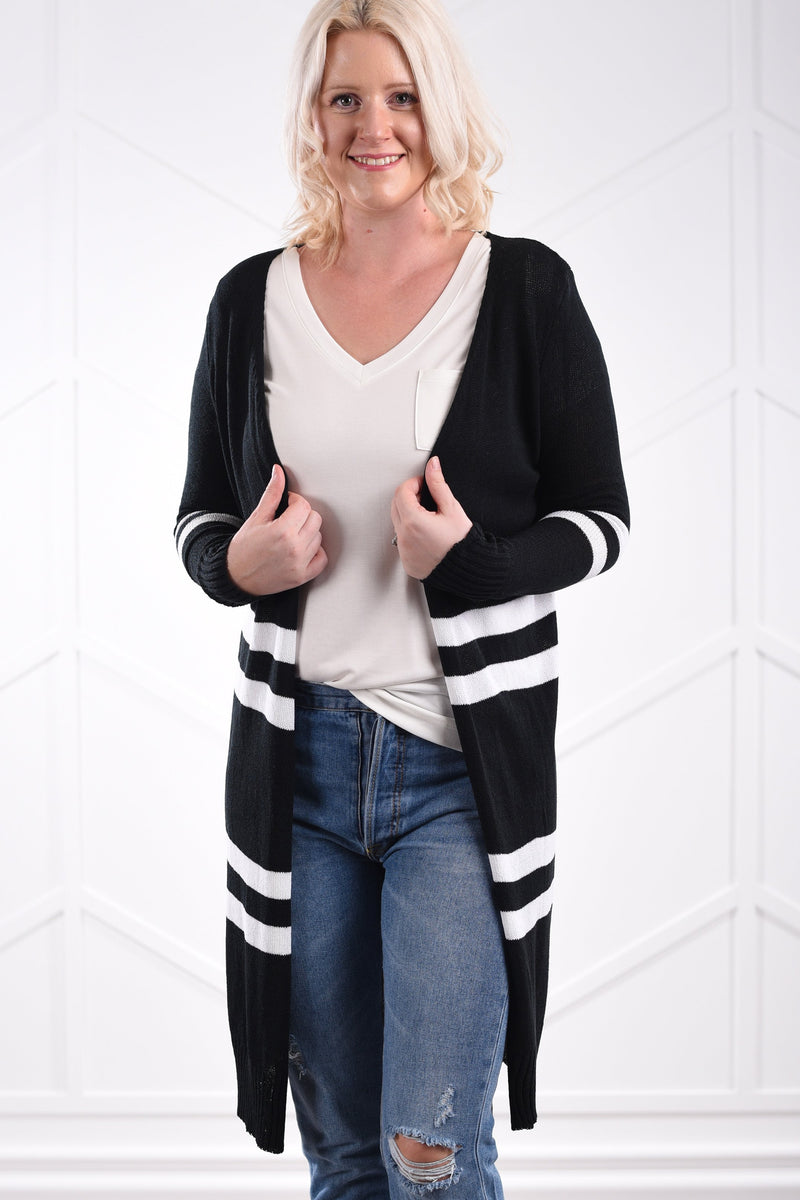 Elise Cardigan - women's boutique clothing Strong Confident You