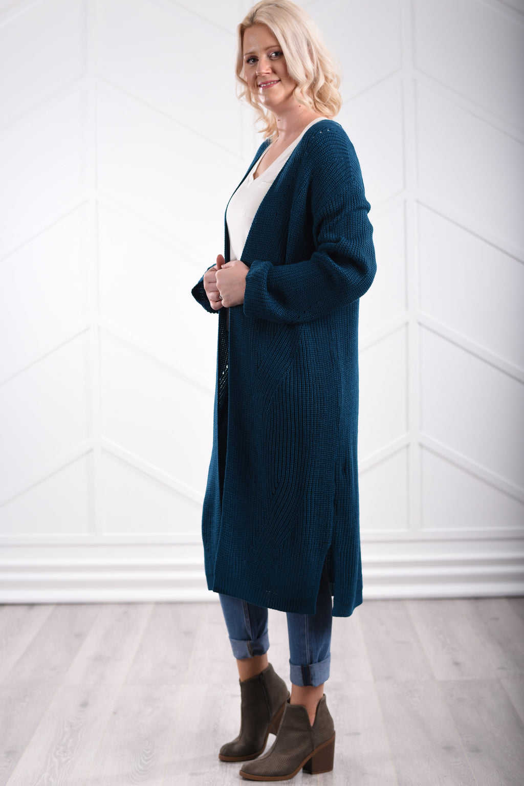 Maisie Cardigan - women's boutique clothing Strong Confident You
