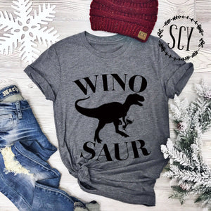 Wino Saur - Strong Confident You