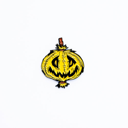 All Hallow's Enamel Pin