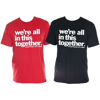 CHUNKLET x FGC We're All In This Together Shirt