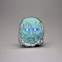 White Walker Enamel Pin w/ Light Up Eyes!