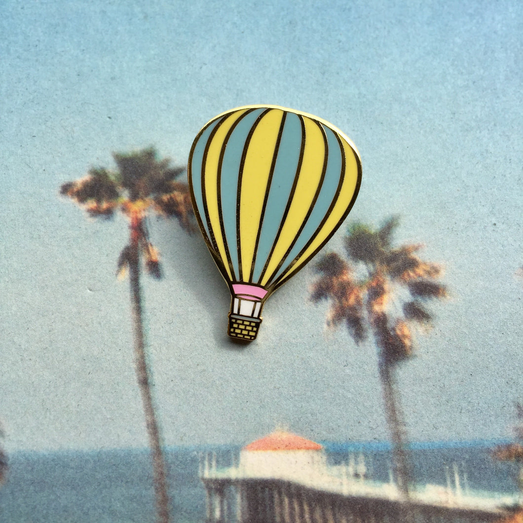 Hot Air Balloon Pin