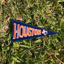 Houston Pennant Patch
