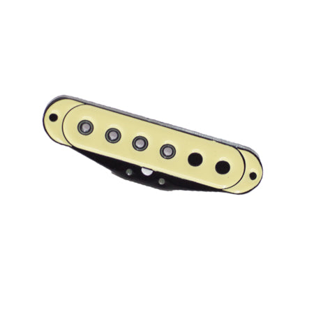 Single Coil Pickup Enamel Pin