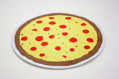 Pepperoni Pizza Slipmat