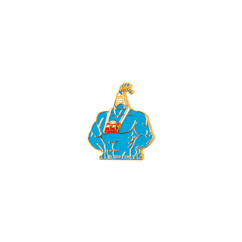 The Tick Comics Pose Enamel Pin