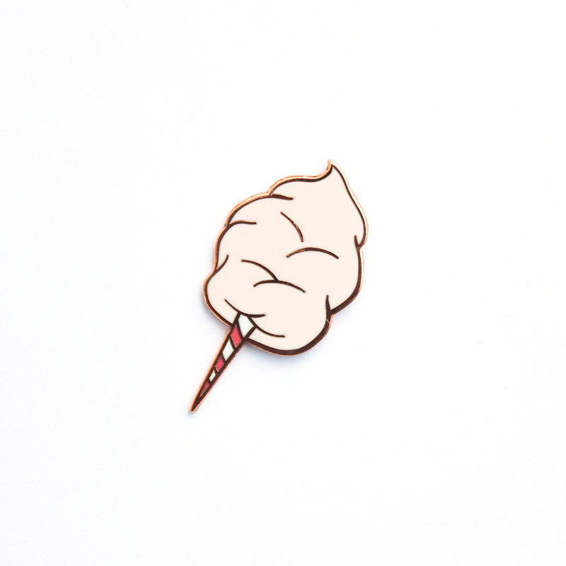 Cotton Candy Hard Enamel Pin