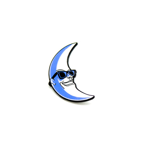 Mac Tonight Enamel Pin
