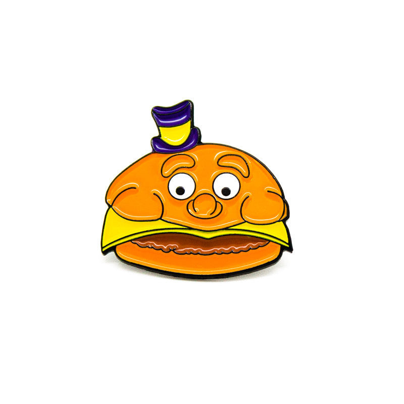 Mayor McCheese Enamel Pin
