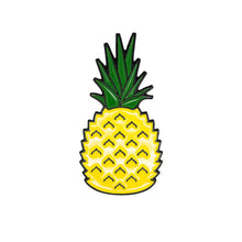 Pineapple Fruit Enamel Pin