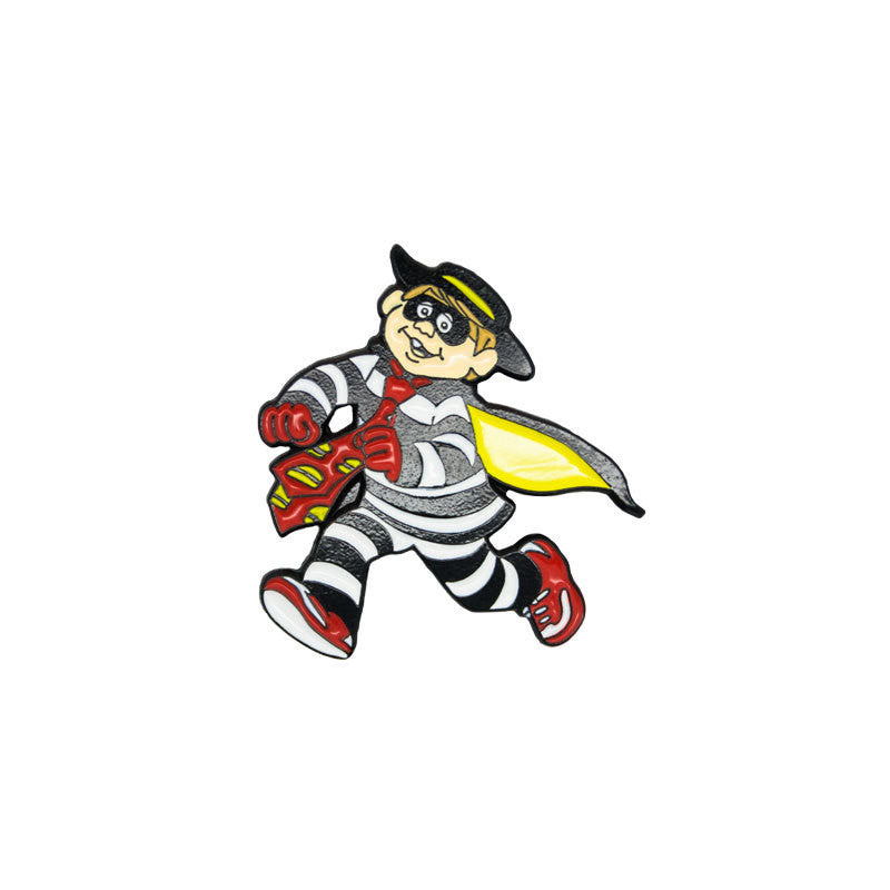 The Hamburglar Enamel Pin