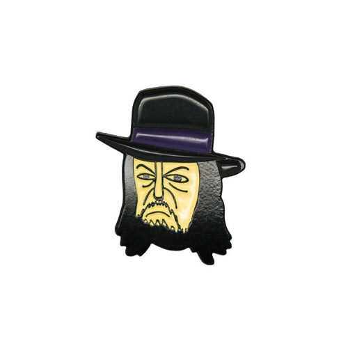 The Undertaker Enamel Pin