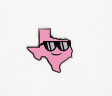 Cool Tex Enamel Pin