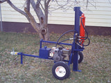 Vertical Log Splitter, Do it yourself plans, DYI Log splitter, Hydraulic Splitter plans