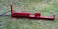 Tractor Mounted 3pt Log Splitter Plans | CD Rom
