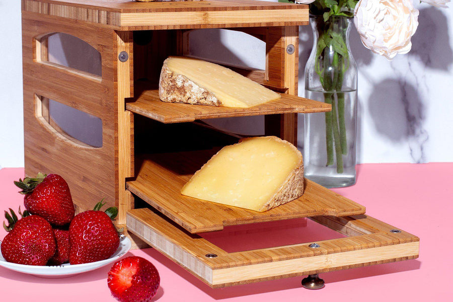 The Best Way to Store Dense, Hard Cheeses