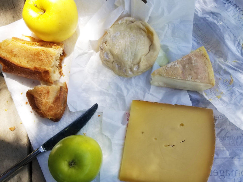 Our Favorite Cheeses from Montréal, Québec
