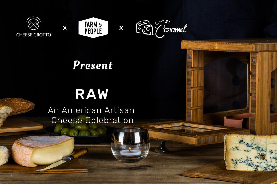 You're Invited: Celebrate Raw Milk Cheese on Saturday, April 21st.