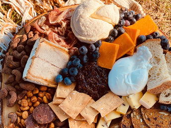 Learn to Build Beautiful Cheese Boards With Our Virtual Workshop