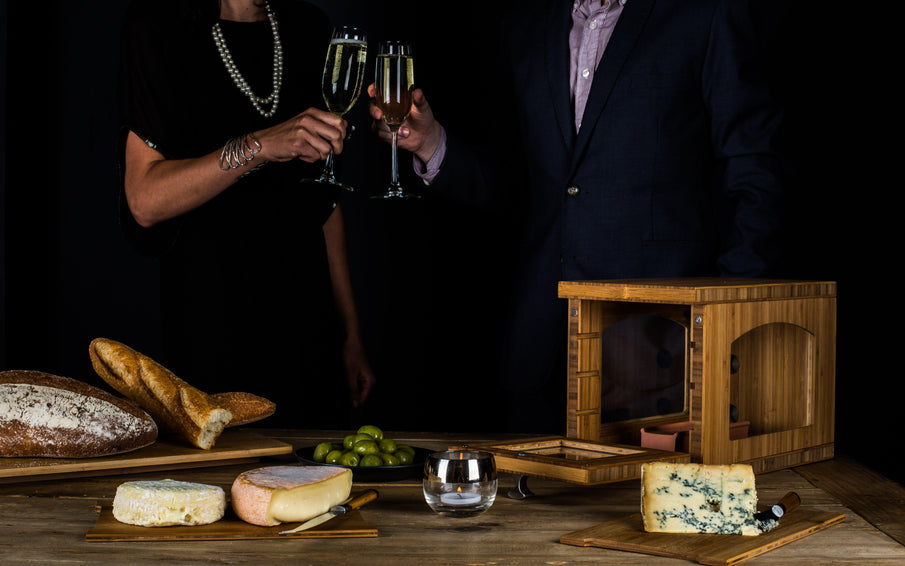 Cheese & Sparkling Wine Guide 101