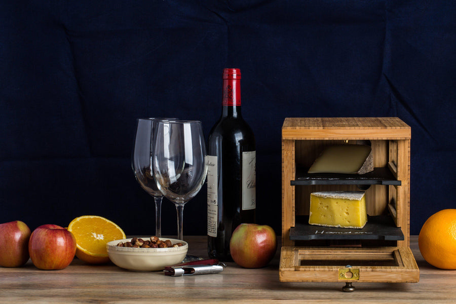 The Fundamental Red Wine & Cheese Pairing Guide