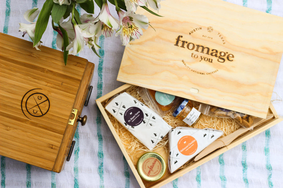 Fromage to You: A Mission of Cheese Experience
