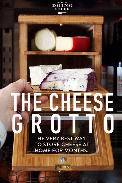 A Review of the Grotto on The Art of Doing Stuff