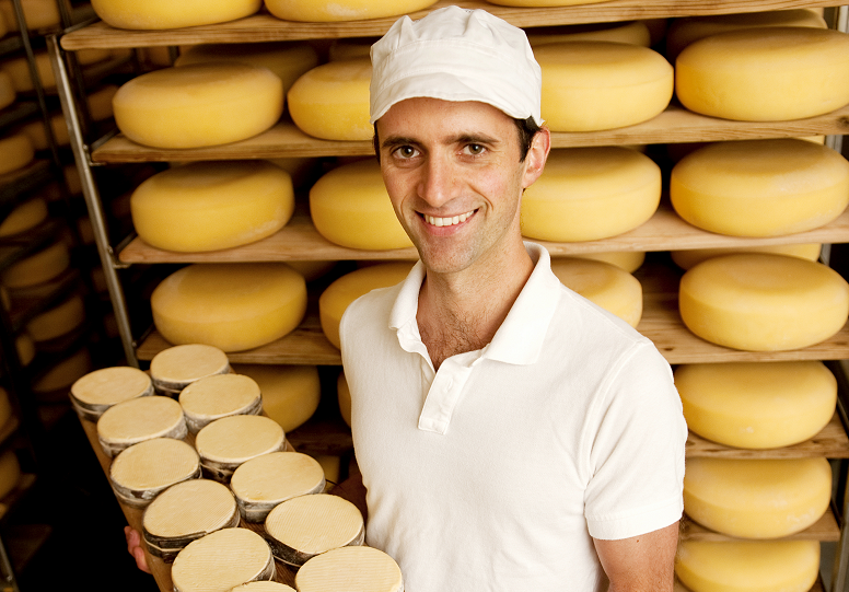 Interview: Why Uplands Cheese is Worth Waiting For