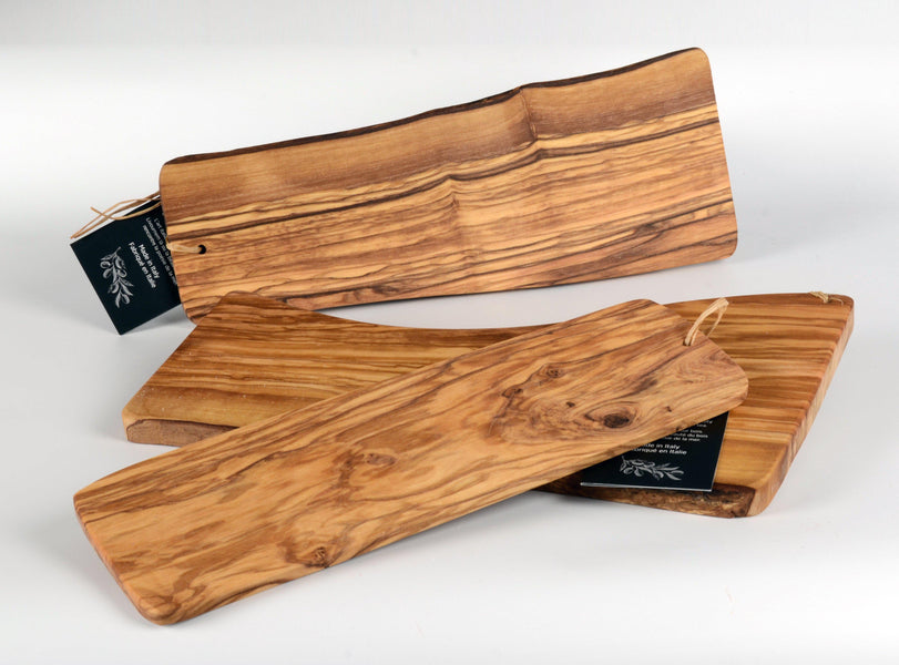 Receive a Free Olivewood Board from Cheese Companion!