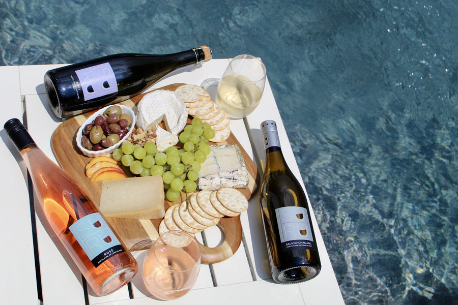 Summer Wine & Cheese Virtual Tasting: Sunday July, 12th 5PM EST