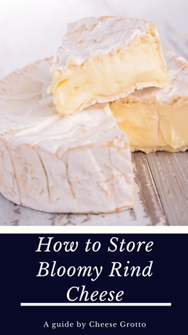 The Best Way To Store Bloomy Rind Cheese Cheese Grotto