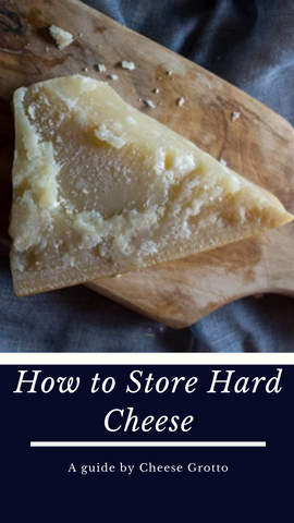 how to store parmesan parmigiano reggiano