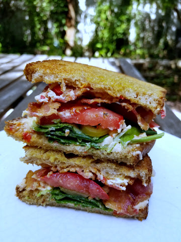 blt with pimento cheese recipe