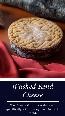 the best way to store washed rind cheese