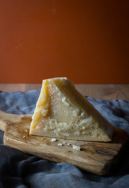 how to shave parmigiano cheese