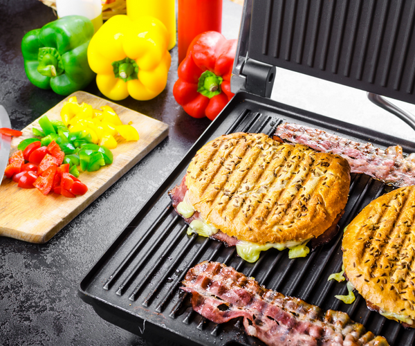 panini press for grilled cheese