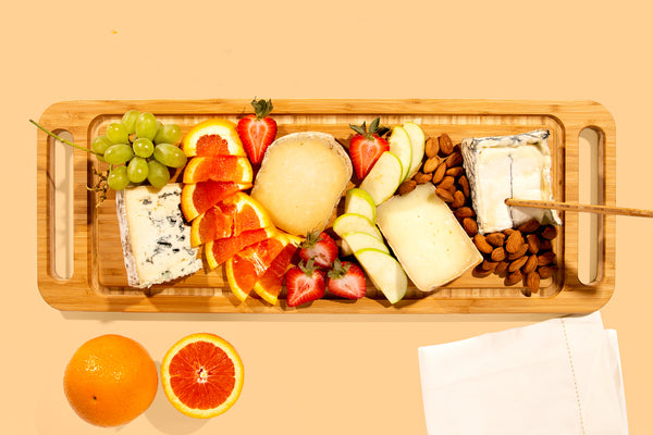 cheese board guide for mother's day