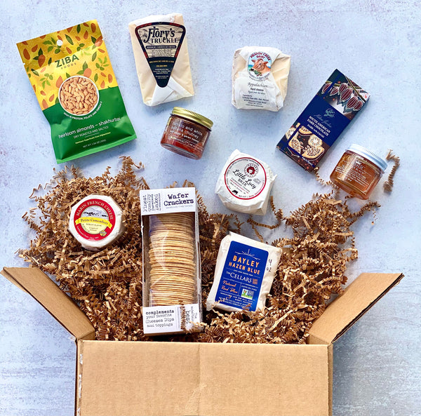 cheese gift package