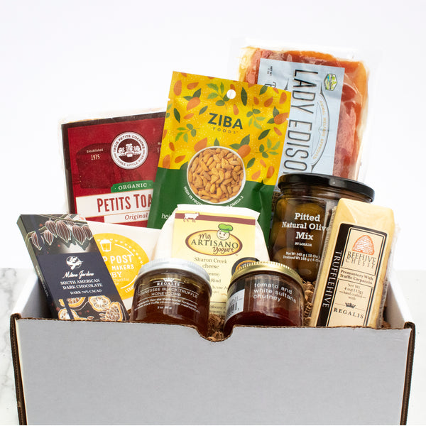 customizable cheese gift packages