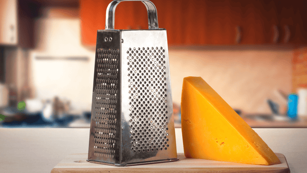 grater for grilled cheese