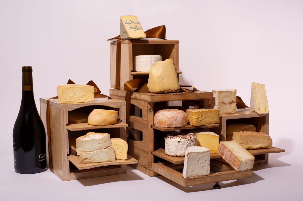 cheese grotto collection