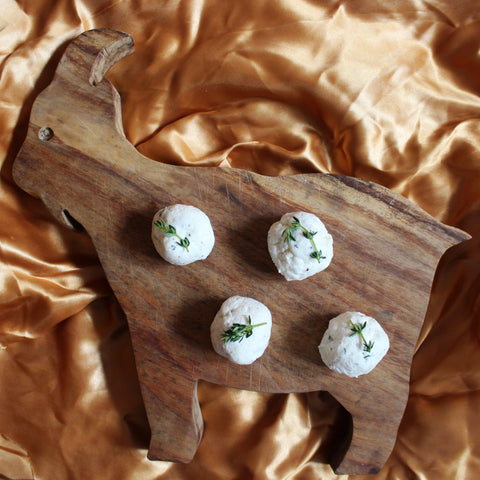 fresh chevre pairing