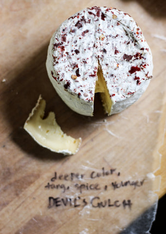devil's gulch pepper cheese