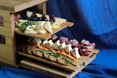 how to build a cheese board for your next party