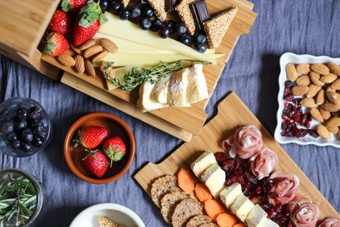 cheese plate pairing tips
