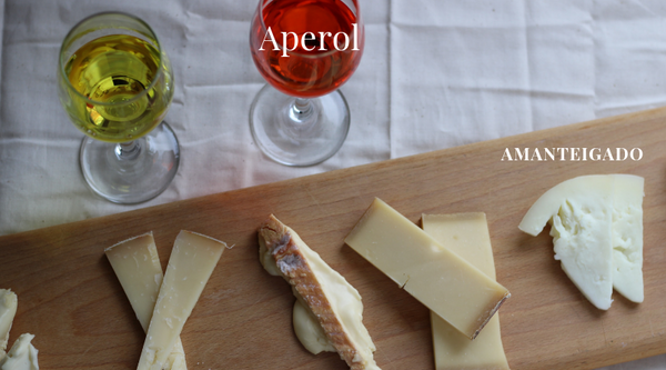 cheese and amaro pairing