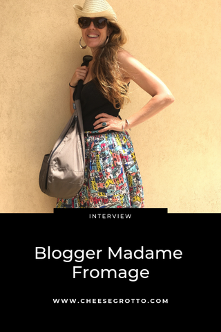 Blogger Madame Fromage