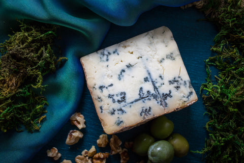 Bayley Hazen Blue raw milk cheese